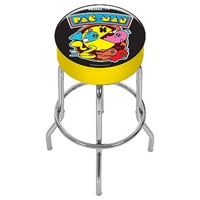 Pac-Man Adjustable Stool - Arcade Gaming: Toys & Games