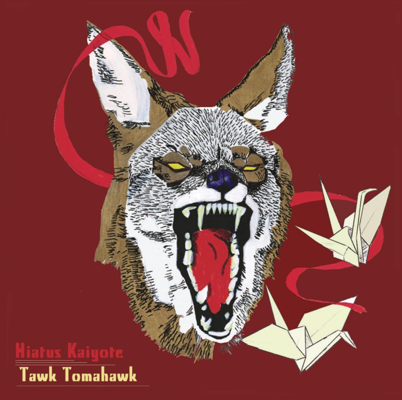 CD : Hiatus Kaiyote - Tawk Tomahawk (CD)