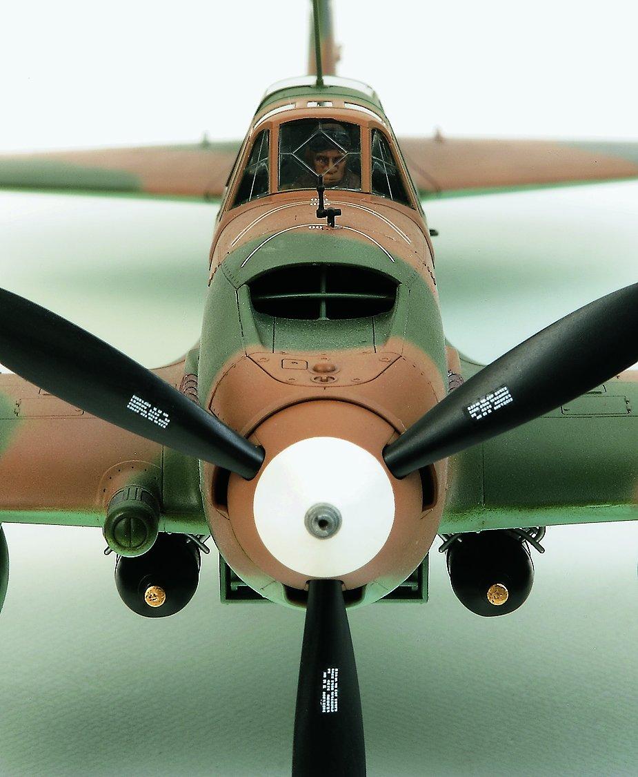 TAMIYA America, Inc 1/48 Ilyushin IL-2 Shturmovik Aircraft, TAM61113 4