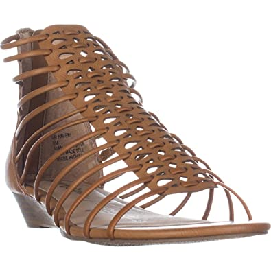 dbe5341686b9 American Rag Womens Averi Open Toe Casual Strappy Sandals