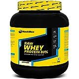 MuscleBlaze Raw Whey Protein - 1 kg with Creatine - 100 g