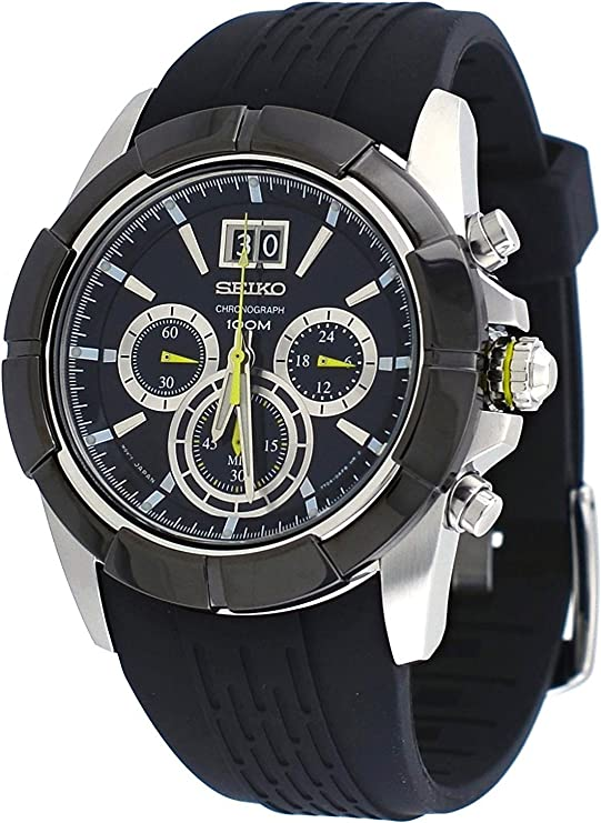 SEIKO(セイコー) 腕時計 ロード クロノグラフ クオーツ SPC101P1 メンズ [逆輸入品]
