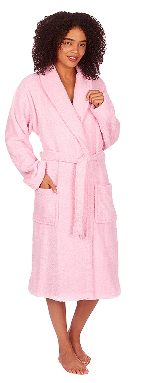 Best Deals Direct Ladies Terry Towelling Dressing Gown