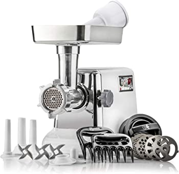 STX International Turboforce Classic STX-3000-TF Meat Grinder & Sausage Stuffer