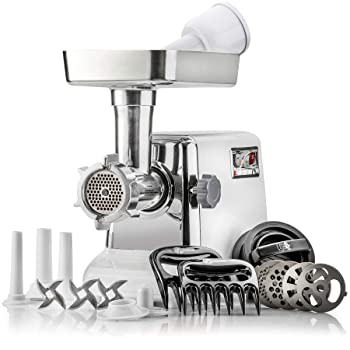 STX Turboforce Classic 3000W Electric Meat Grinder