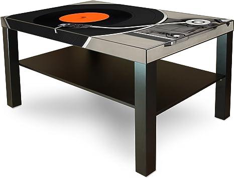 Diseño Sticker Banjado para Ikea Lack – Mesa 90 x 55 cm Con ...