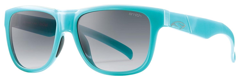 SMITH Lowdown Slim/N Lunettes de Soleil Homme Solid Azure/Grey Gradient 0mL5jWD7m9
