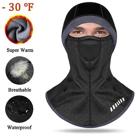 Amazon.com  ANSOWQM Balaclava Face Mask c3ec9eeb94