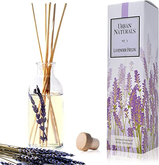 Amazon Com Urban Naturals Lavender Fields Oil Essential Oil Reed