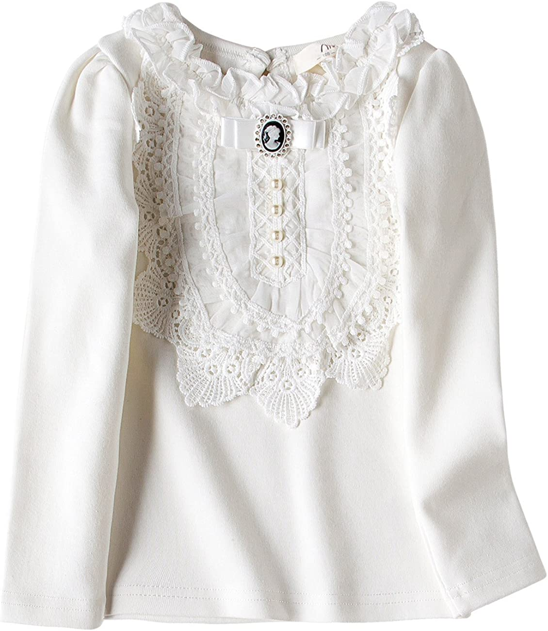 I Score Them Cotton Toddler Long Sleeve Ruffle Shirt Top Soccer I Dont