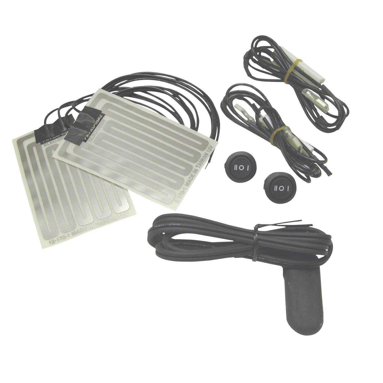 Kimpex Adhesive Handlebar Grip Heater & Thumb Warmer Kit 925021
