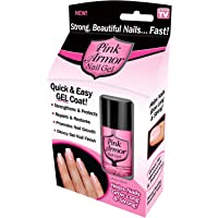 Pink Armor Nail Growth Formula Treatments\, 0.45 Fluid Ounce