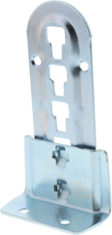 ToniTec Bettbeschlag 140 mm Stahl verzinkt h/öhenverstellbar Mitteltr/äger 2-teilig4 1 St/ück