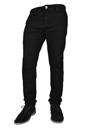 28f09a009b9 AFS Mens Flex Denim Stretch Skinny Slim Fit Jeans All Waist   Leg Length  (30W