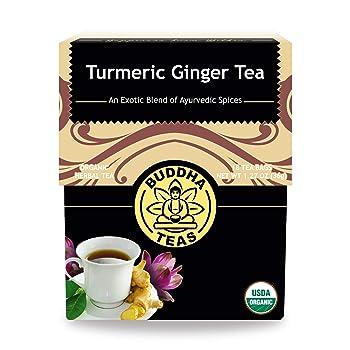 Buddha Teas Ginger Tea
