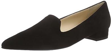 Slipper, Mocassins Femme, Noir (Schwarz 10), 36 EUEvita Shoes