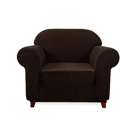 subrtex - Funda para sofá de 3 plazas, de 2 plazas, elástica ...
