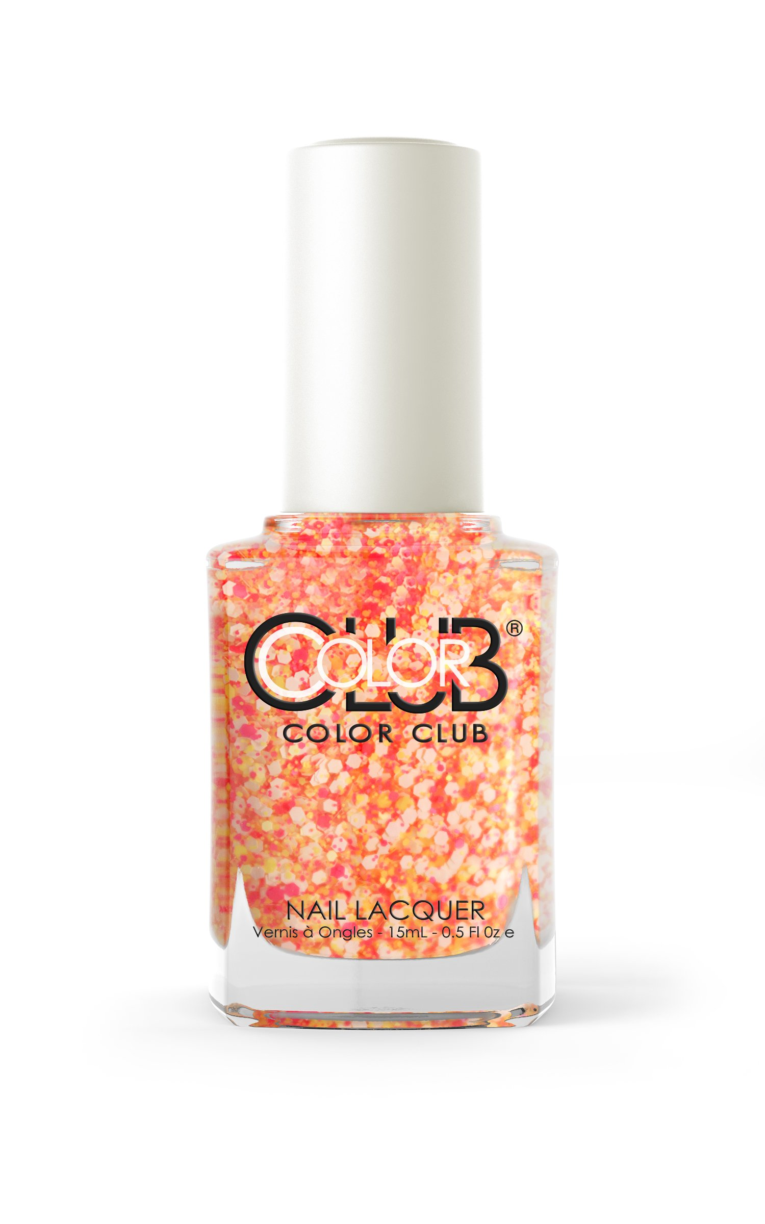 Color Club Nail Lacquer, Do the Twist, 0.5 Ounce