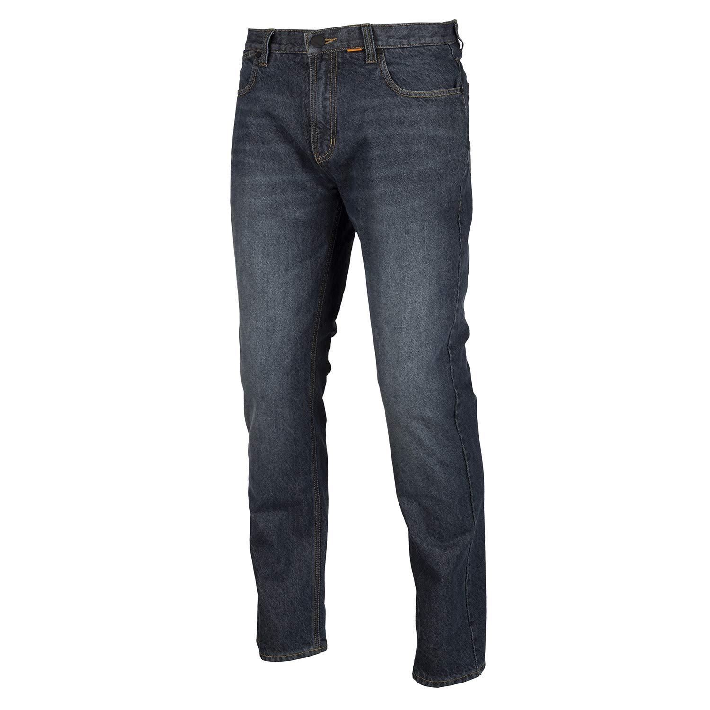 K Fifty 2 Straight Riding Pant 30 Denim - Dark Blue