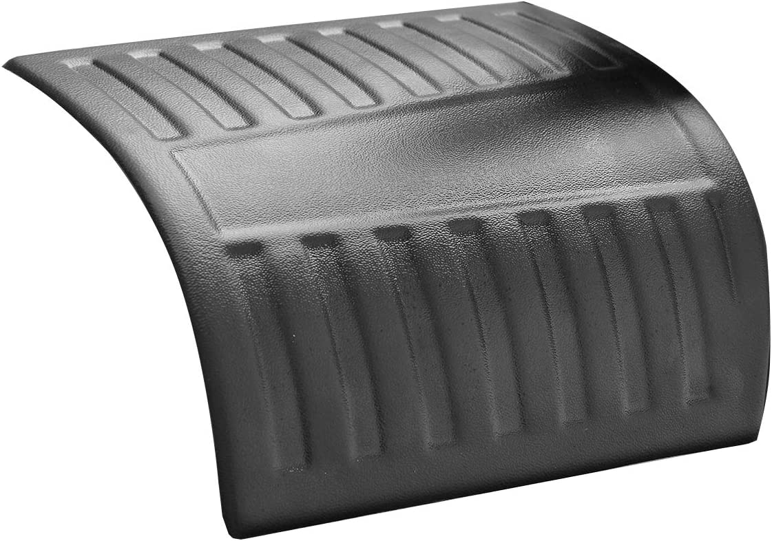 EAG Cowl Body Armor Cowl Guard Fit for 07-18 Jeep Wrangler JK Pair