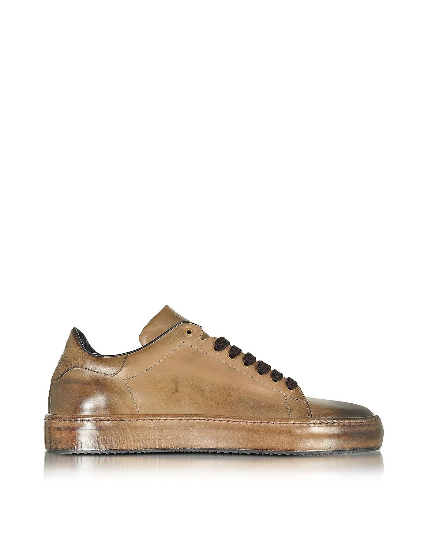Cesare Paciotti メンズ P51801AGB ブラウン 革 運動靴 B07DX88QYH
