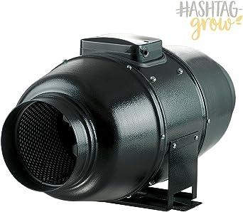 405 // 520cbm Ablüfter Rohrventilator Vents TT 150mm mit 2-stufen Schalter