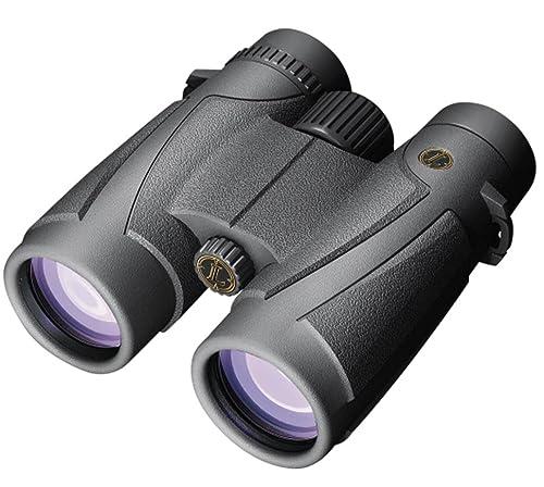 Leupold 119197 BX-1 McKenzie Green Ring Binoculars, Black, 8 x 42mm