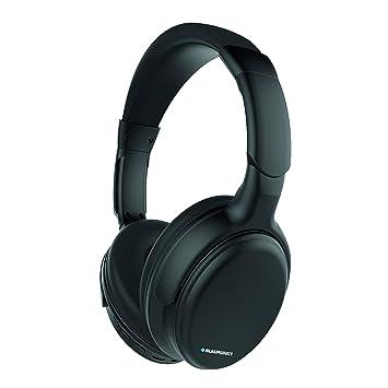 Blaupunkt BLP4510 - Auriculares inalámbricos Bluetooth, Color Negro: Amazon.es: Electrónica