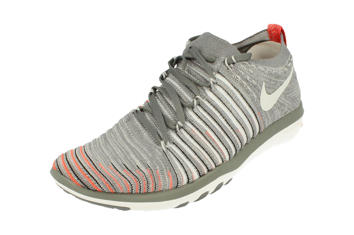 NIKE Womens Free Focus Flyknit Mesh Breathable Trainers B012J52BEG X-Small|Blue