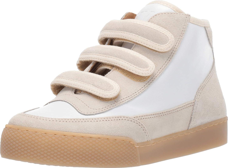 Neutral Color Block Sneaker