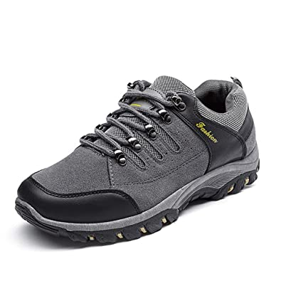 Mules pour Hommes Close Toe Backless PU Slip sur Pantoufle,Chaussures de Cricket (Color : White, Size : 42EU)