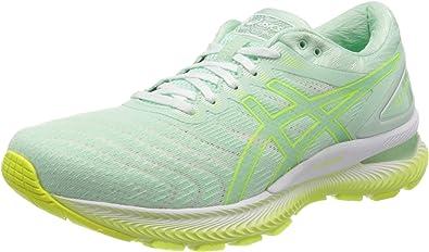 ASICS Gel-Nimbus 22, Zapatilla de Correr Mujer: Amazon.es: Zapatos y complementos