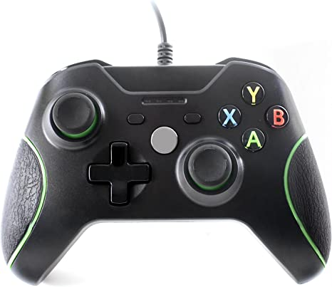 Wired Game Controller Joystick Gamepad para Xbox One Controlador ...