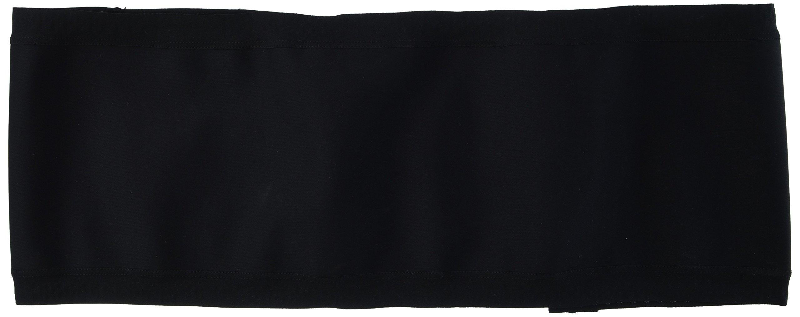 Safe n' Simple Hernia Support Belt, 20cm, Black, X-Large