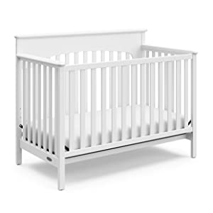 Graco Lauren Convertible Crib, White