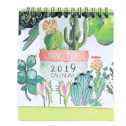 JIFNCR 2019 año planificador Carlos Calendario Forestier ...
