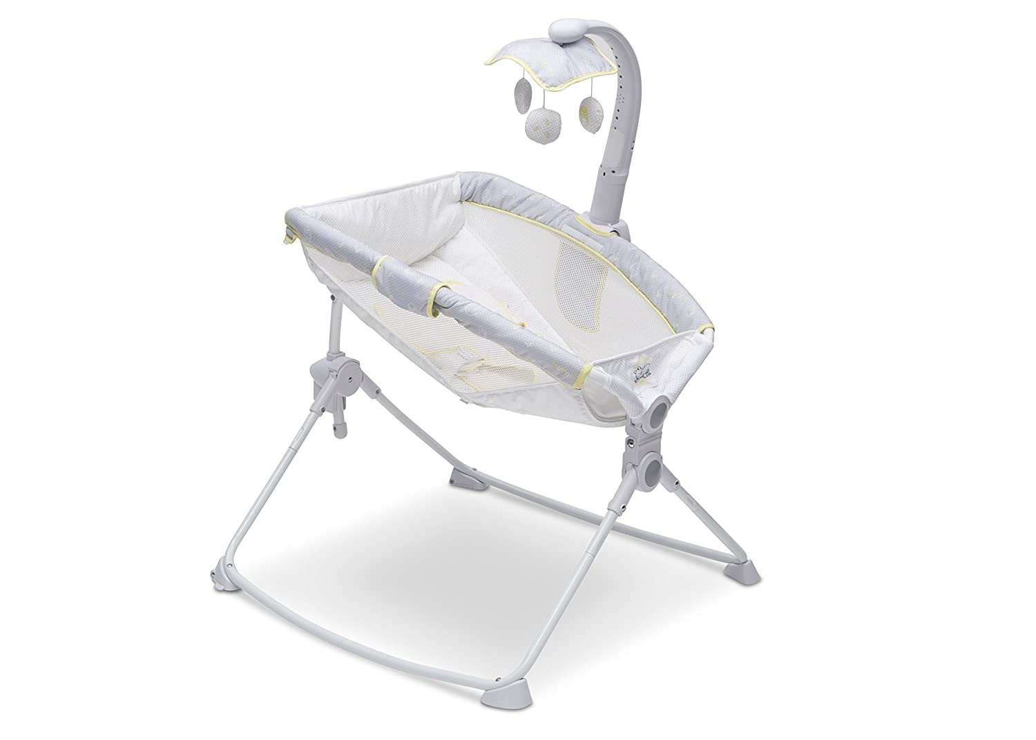 Delta Children Deluxe 3-in-1 Activity Rocker, Feeder and Sleeper for Newborns, Disney Minnie Mouse Delta Enterprise Corp - PLA 27404-942