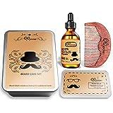 QQwow Beard Grooming Kit Best Gift Set