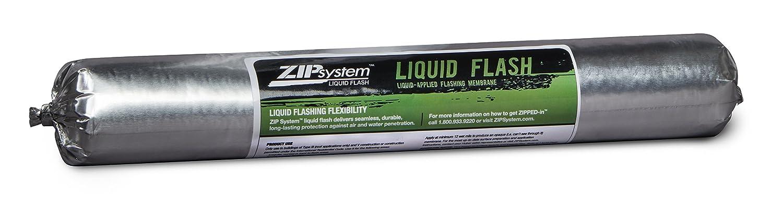 Huber Zip System Liquid-Flash | 20 ounce sausage | Waterproof and Airtight Liquid-Applied Flashing Membrane B01N5CXVKA