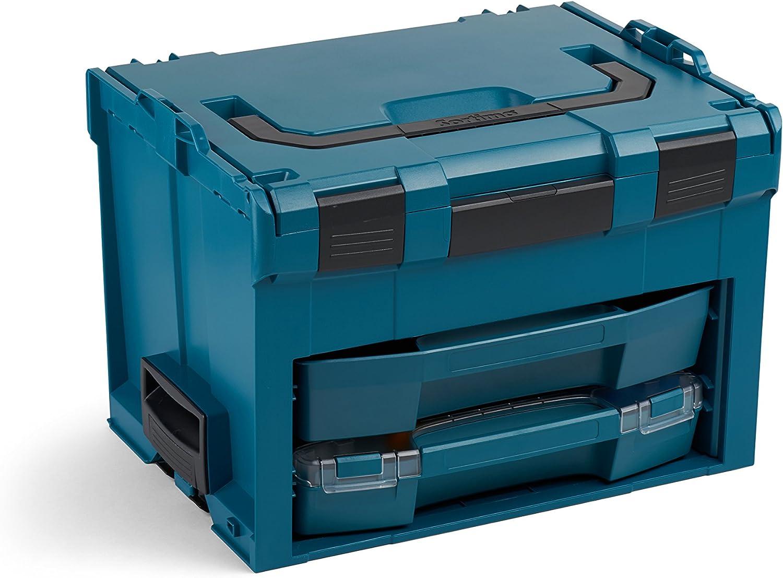 Bosch Sortimo Ls Boxx 306 | Profesional Herramientas Vacío con I-Boxx 72 H3 y Cajón-ls 72 | Limited Edition | Caja de Herramientas Vacío Plástico: Amazon.es: Bricolaje y herramientas