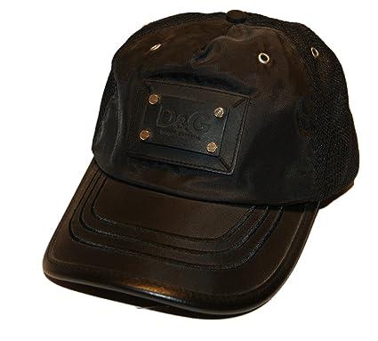 557f076152c69 Dolce   Gabbana - Gorra de béisbol - para hombre Negro negro Talla única