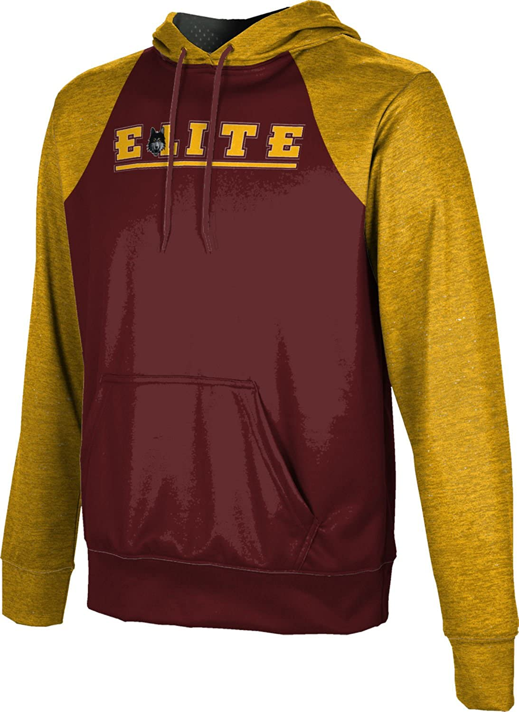 ProSphere Loyola University Chicago Elite Mens Pullover Hoodie Raglan School Spirit Sweatshirt