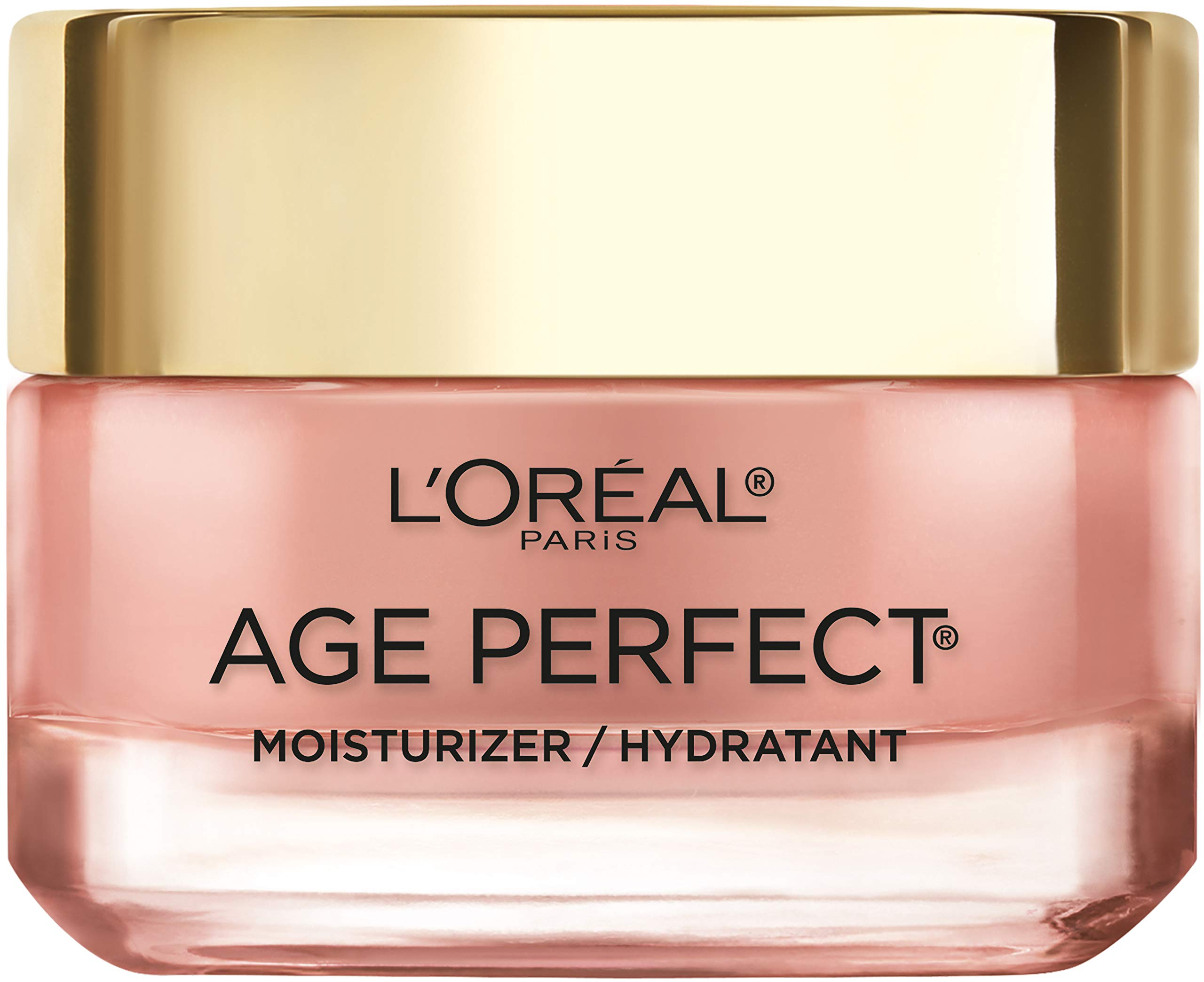 Face Moisturizer by L'Oreal Paris Skin Care I Age Perfect Rosy Tone Moisturizer for Visibly Younger Looking Skin I Anti-Aging Day Cream I 1.7 oz. by L'Oreal Paris