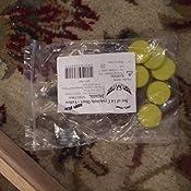 Amazon.com: Discos Crokinole Custom (14-piece), Amarillo ...
