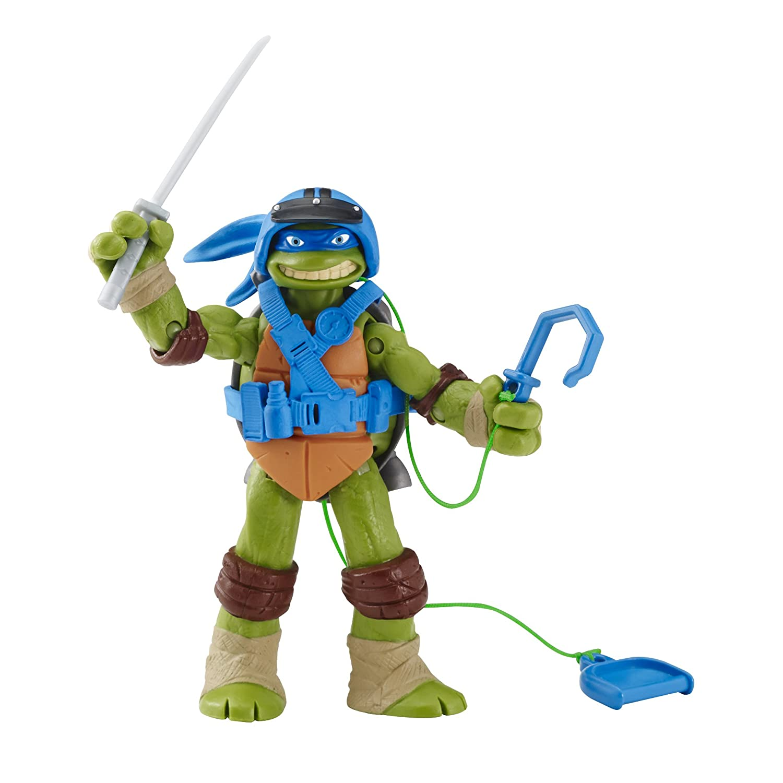 Amazon.com: teenage mutant ninja turtles spyline Leonardo ...