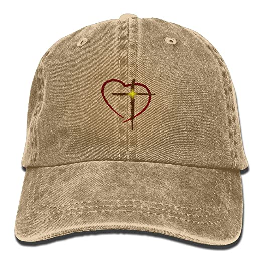 Image Unavailable. Image not available for. Color  Christian Jesus Cross  Love Unisex Vintage Adjustable Baseball Cap Dad Hat 06c12a4f419c