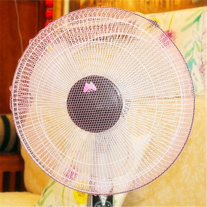 Cartoon Fan Filters Summer Fan Safety Fan Dust Dustproof Mesh Cover Protect LP