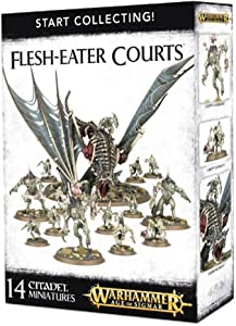 "Games Workshop 99120207039"" Flesh-Eater Courts: Star Collecting Action Figure"