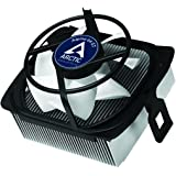 ARCTIC Alpine 64 GT - CPU Cooler for Quietness, Supports AMD AM4/AM3(+)/…, Ultra-Quiet 80 mm PWM Fan