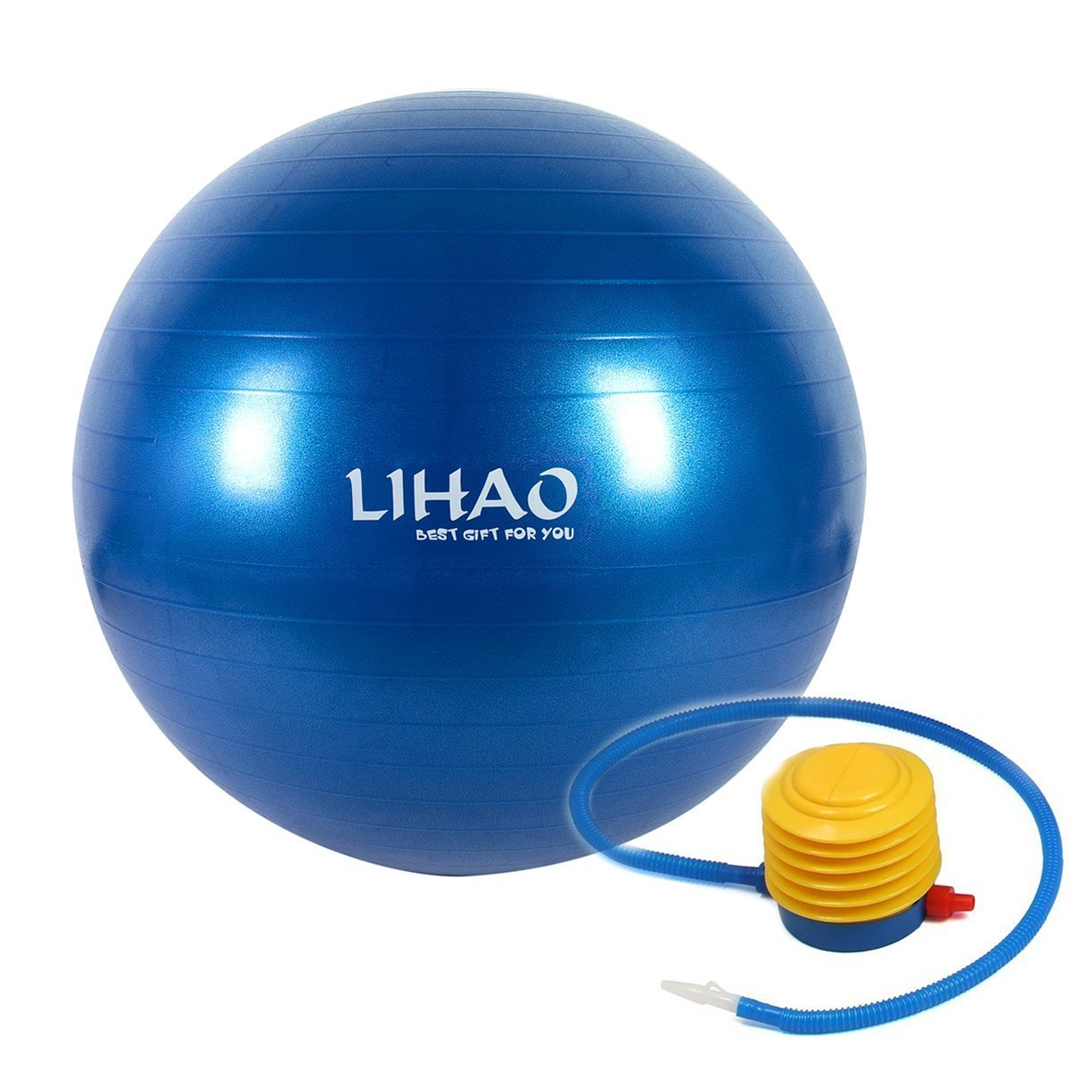 Stability Ball Office: Fitness Ball Office Chair 65cm Exercise Body Balance